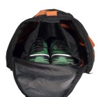 Orange Mud Duffel Shoe Bag
