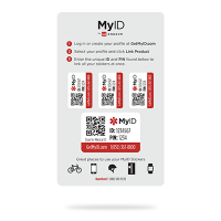 MyID Sticker