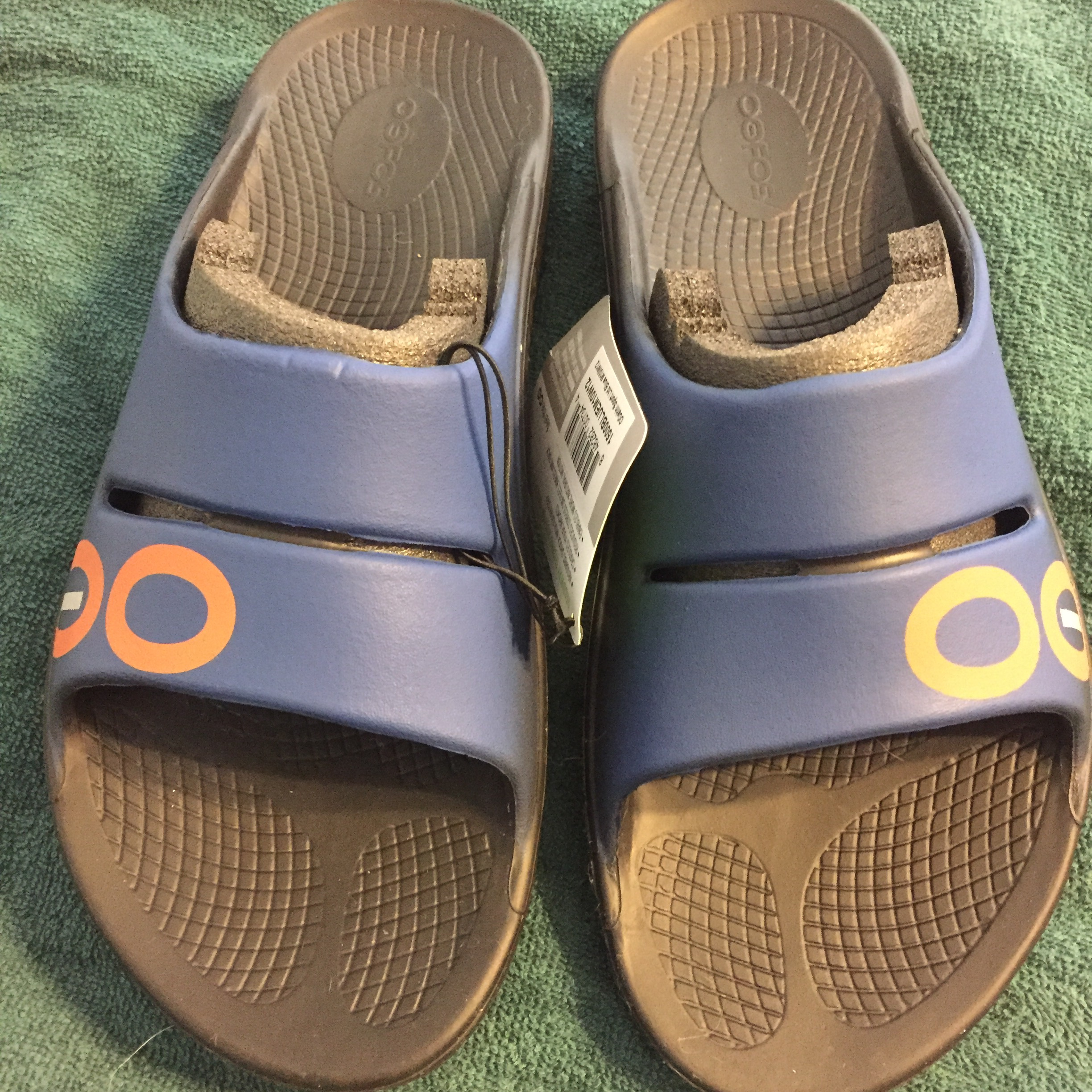 Product Review: OOFOS Recovery Sandals